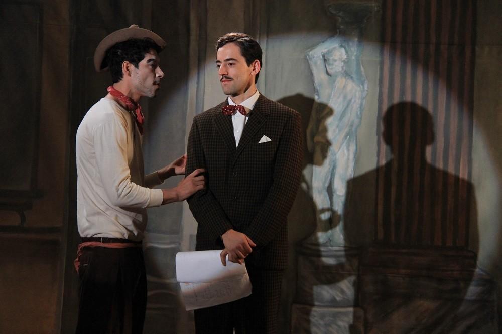 Escena Cantinflas