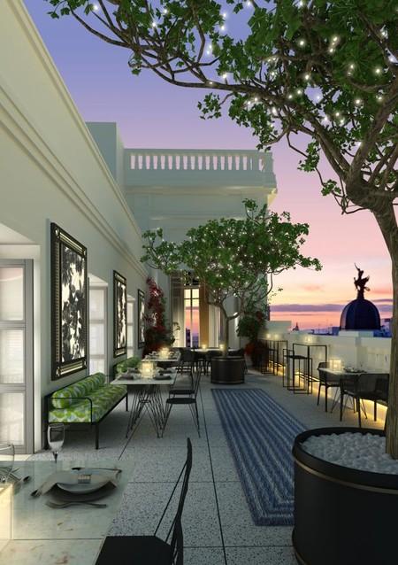 Así será el Pestana CR7 Gran Vía, el hotel de Cristiano Ronaldo en Madrid