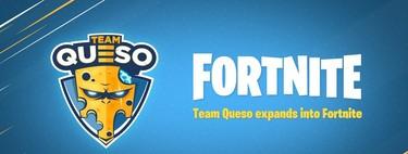 Team Queso apuesta por Fortnite como su primera sección fuera de los móviles
