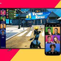 La aplicación Houseparty se actualiza para que podáis retransmitir vuestras partidas de Fortnite