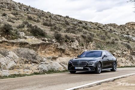 Mercedes Benz S 500 4matic 2021 Prueba 056