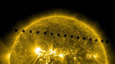 tránsito de Venus