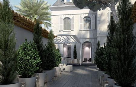 White 1921, el nuevo hotel del grupo LVMH en Saint-Tropez