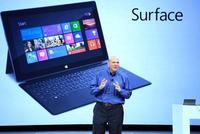 Microsoft aumenta la distribución de Microsoft Surface RT