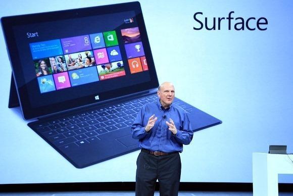 Surface y Microsoft