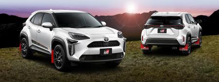 Accesorios Gr Toyota Yaris Cross 2020 5