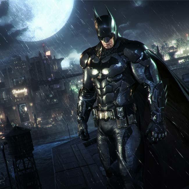 Batman Arkham 01