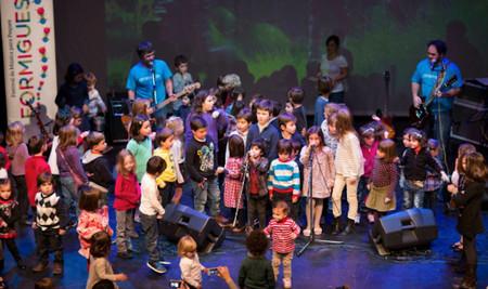 """""""Noesruido"""" ofrecen uno de sus conciertos familiares en Castellón. Será el domingo dos de febrero"""