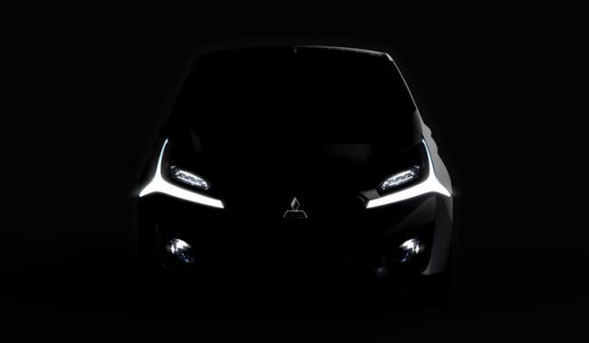 Mitsubishi concept CA-iMiEV