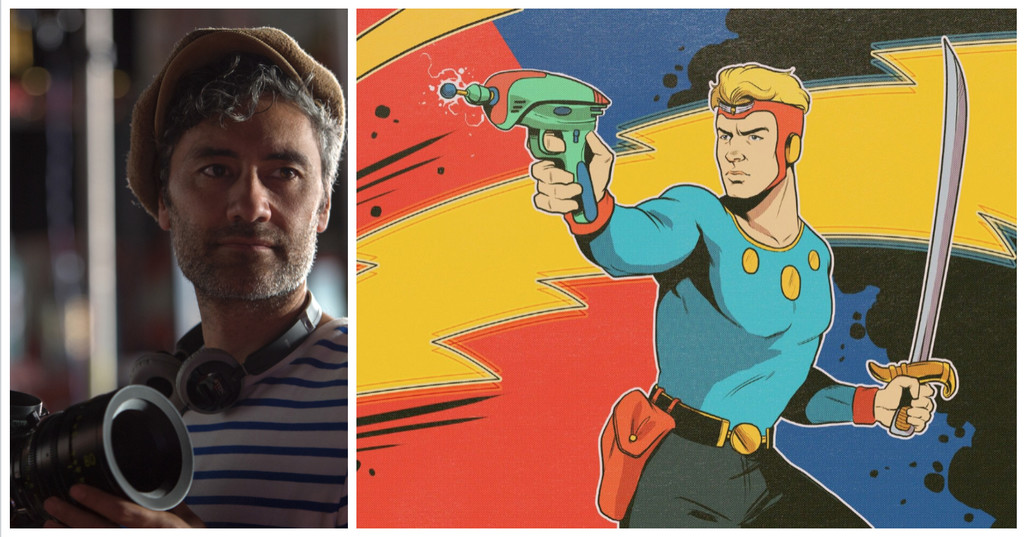 'Flash Gordon': Taika Waititi retrieves the galactic hero in an animated movie for Fox/Disney
