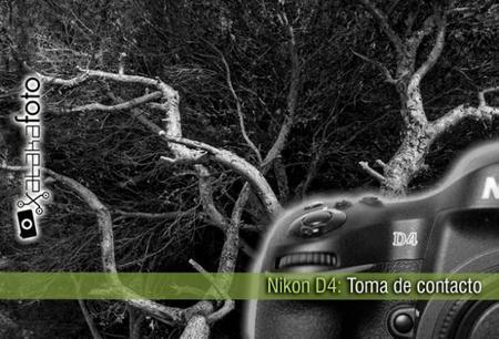 Nikon D4: Toma de contacto