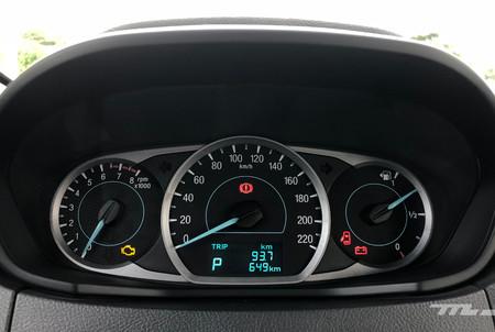 Ford Figo 2019 Mexico 16