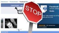 Facebook bloquea una extensión que permite exportar los contactos de los usuarios