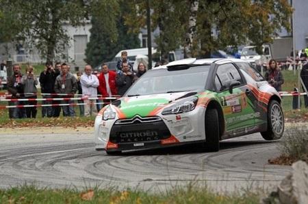 Citroën abandona el proyecto del RRC y ya prepara la versión R5 del DS3