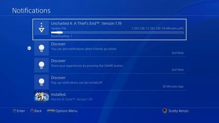 Playstation 4 4 50 Update 5