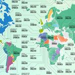 ¿Qué idioma desearía aprender cada país del mundo? Este mapa muestra sus preferencias
