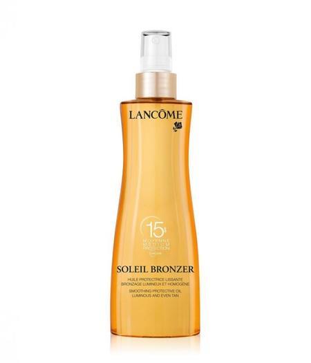 Lo probamos: aceite bronceador Soleil Bronzer de Lancôme