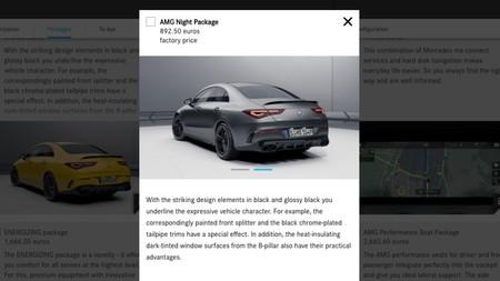 Mercedes-AMG CLA 45 2020, ¿filtrado?