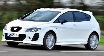 Seat León Cupra K¹ Limited Edition