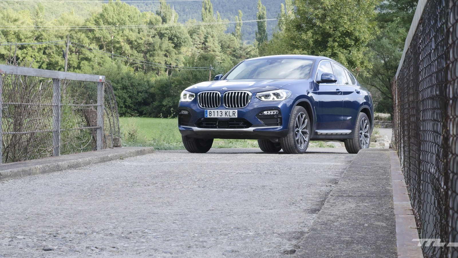 Foto de BMW X4 2018, prueba (21/65)