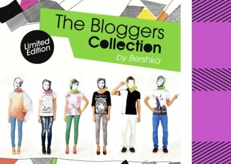 Bershka escoge a 6 bloggers para que diseñen unas camisetas exclusivas