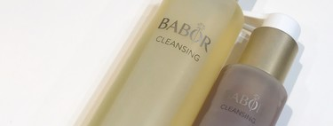 Probamos el ritual de limpieza Cleasing CP de Babor en dos  (maravillosos) pasos