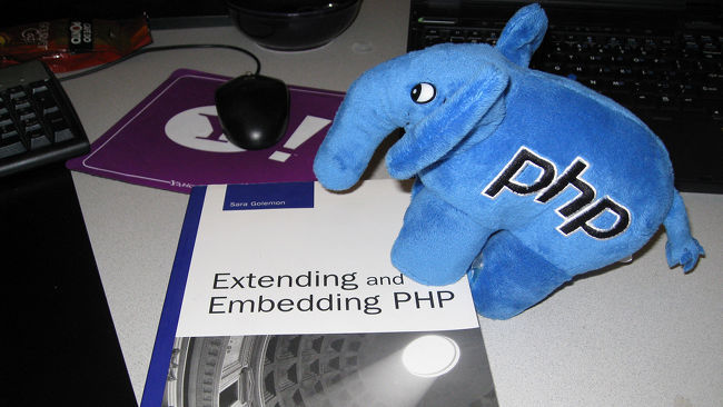 Peluche PHP