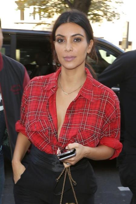 ¡Bien por Kim Kardashian! (por una vez)