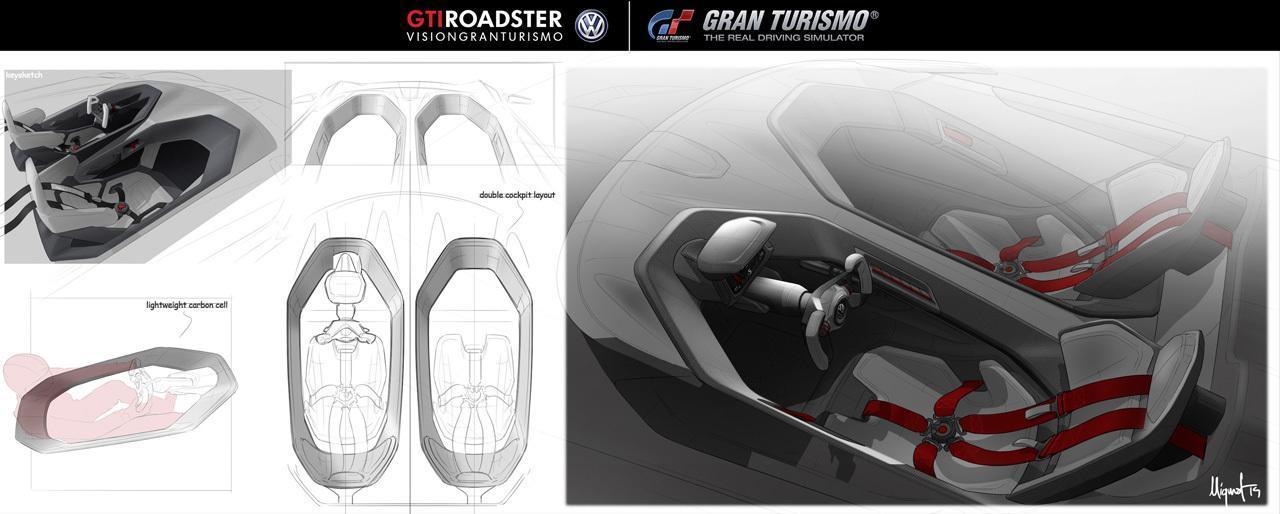 Foto de Volkswagen GTI Roadster Vision Gran Turismo (10/12)
