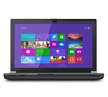 Las primeras laptops 4K de la mano de Toshiba
