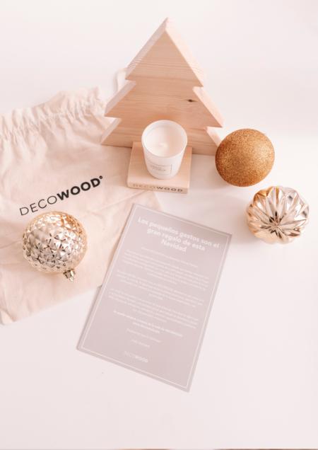 Arbol De Navidad Decowood 6