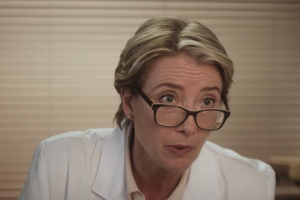 Emma Thompson Bridget Jones Diary
