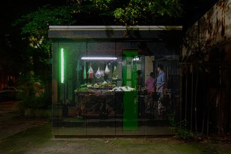 Jorge Manes recupera el espíritu de la comida callejera en sus instalaciones