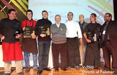 d'Pintxos, galardonados con los Premios Arzak en el Concurso Mundial de Pintxos Ciudad de San Sebastián