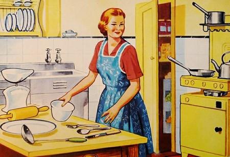 Retro cocina