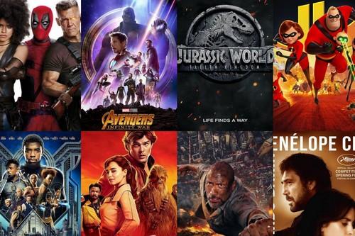 El cine de 2018: las 70 películas de estreno que más nos han gustado y las más esperadas