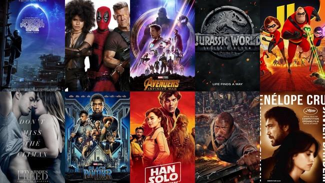 El cine de 2018: las 67 películas de estreno que más nos han gustado y las más esperadas