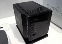 Synology DS411 Slim, cuatro bahías en el mínimo espacio