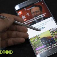 El desmontaje del Samsung Galaxy Note 5 revela una dificultad alta a la hora de las reparaciones