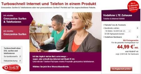 ¿Sustituir conexiones fijas por LTE? Vodafone ya lo ofrece en Alemania