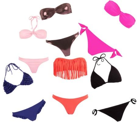 Si vas en busca y captura del outfit perfecto para la playa, deberás pensar en Bershka