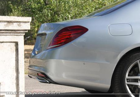 Mercedes Benz Clase S 350 Bt Prueba 55