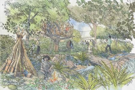 El jardín de la duquesa