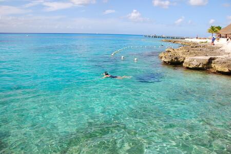 Snorkel Cozumel México Riviera Maya