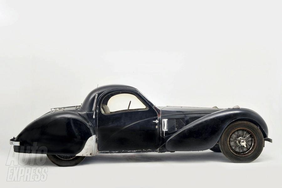 Foto de Bugatti Type 57S (12/12)