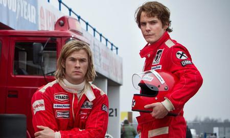'Rush', el desafío, Lauda contra Hunt