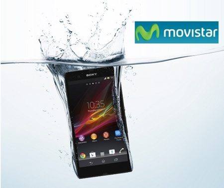 Precios Sony Xperia Z con Movistar