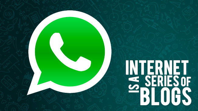 Whatsapp ISOB