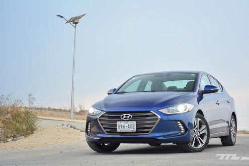 Hyundai Elantra, a prueba: un compacto apto para todo público