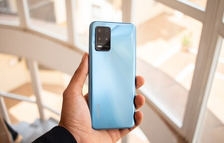Pásate a la velocidad 5G con este smartphone Realme 8 rebajado en Amazon: panel de 90Hz, NFC y una brutal autonomía por 179 euros